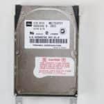 Toshiba T1900s - Pevný disk