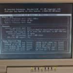 Toshiba T1900s - Testy v MS-DOS