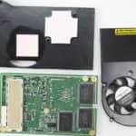 AJP 1100P - Procesor + jeho chladič