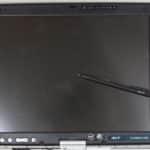 Acer TravelMate C300 - Poskládán jako tablet
