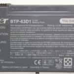 Acer TravelMate C300 - Baterie