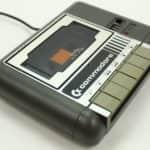 Commodore plus/4 - Kazetová mechanika 1531