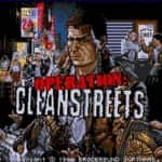 Operation Cleanstreets - Amiga 600 - Obrázek 02
