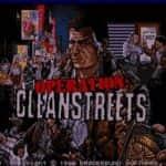 Operation Cleanstreets - Atari Mega 1 - Obrázek 01