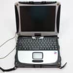 Panasonic model Toughbook CF-18