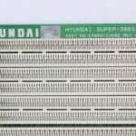 Hyundai Super-386-25L - 8x slot pro RAM