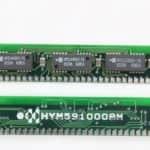 Hyundai Super-386-25L - Paměť RAM 2x 1MB