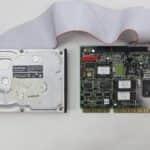 Quantum DrivePro LPS 105S s řadičem SCSI