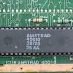 Schneider CPC464 - čip