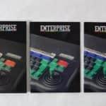 Enterprise 128 - Manuály