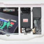 Enterprise 128 a uložení v polystyrenové krabici