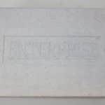 Enterprise 128 a polystyrenová krabice z vrchu