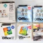 Microsoft Office - rodinka