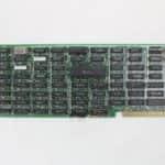Sherry PC-XT klon - Grafická karta CGA
