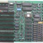 Sherry PC-XT klon a základní deska