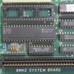 Sherry PC-XT klon a jeho procesor