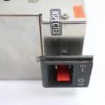 Sherry PC-XT klon - vypínač zdroje