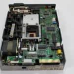 Sherry PC-XT klon a disketová mechanika