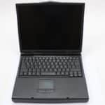 Otevřený vypnutý - Acer TravelMate 721TX