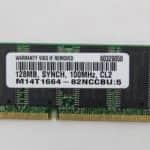 Paměť RAM SO-DIMM - DELL Inspiron 3800