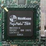 Grafický čip - DELL Laditude CPi-A
