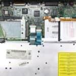 Odklopená klávesnice - Compaq Contura Aero 4/25