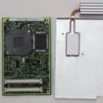 Procesor + chladič procesoru - Dell Latitude CP