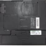 Zespodu - Acer Aspire 1362LM