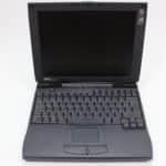 Otevřený vypnutý - Dell Latitude CP