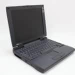 Otevřený zleva - Dell Latitude CP