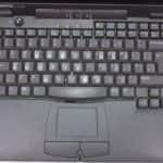 Rozložení klávesnice - Dell Latitude CP