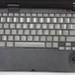 Rozložení klávesnice - Compaq Contura Aero 4/25