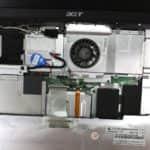 Odklopená klávesnice - Acer Aspire 1362LM