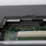 Kousek procesoru Intel - Compaq Contura Aero 4/25