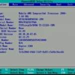 BIOS - Acer Aspire 1362LM