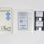 3 - MS-DOS 6.22 v krabici