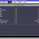 Test MS-DOS - Toshiba Satellite 2180CDT