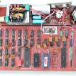 Rozložení součástek - Maťo