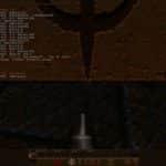 Quake 640x480 MS-DOS - Toshiba Satellite 2180CDT