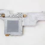 Chladič procesoru zespodu - Toshiba Satellite 2180CDT
