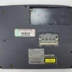 Zespodu a bez krytek - Toshiba Satellite 2180CDT