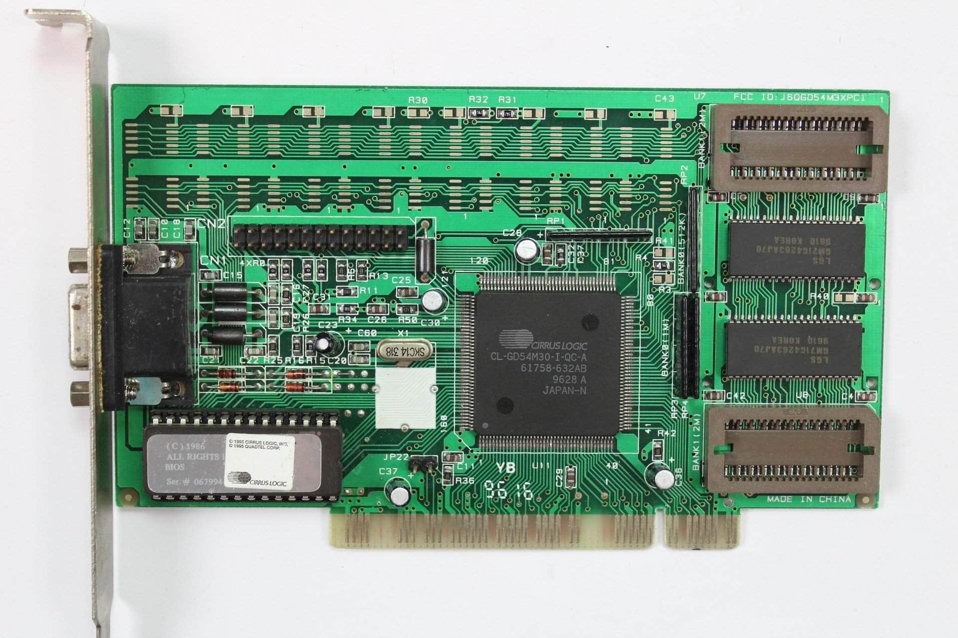 Cirrus Logic CL-GD54M30