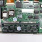 IMC Excalibur EL-386S - Paměť RAM z vrchu