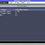 Optimus SA - Test MS-DOS a vypnuté TURBO!